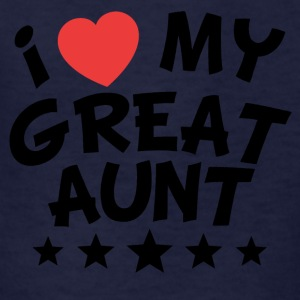 I Heart My Great Aunt - Kids' T-Shirt