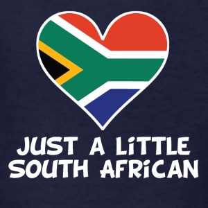 Just A Little South African - Kids' T-Shirt