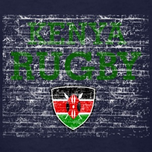 Kenya flag design - Kids' T-Shirt
