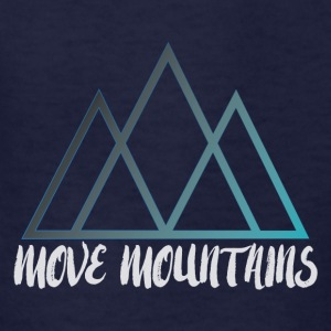 Move Mountains - Kids' T-Shirt