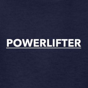 POWERLIFTER Shirt - Kids' T-Shirt