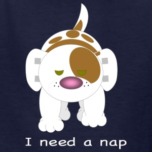Hazey I need a nap - Kids' T-Shirt
