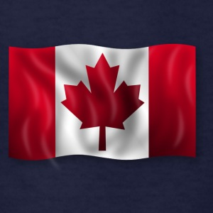 canadian flag - Kids' T-Shirt