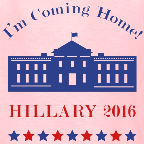 Hillary - I'm Coming Home - Kids' T-Shirt