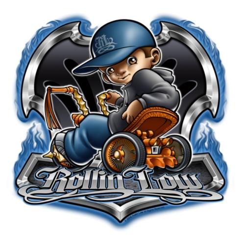 Lil Trike by RollinLow - Kids' T-Shirt