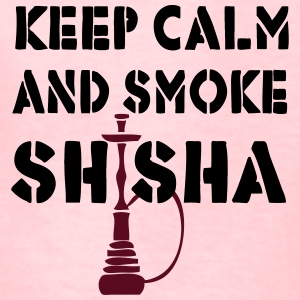 KEEP CALM AND SMOKE SHISHA! - Kids' T-Shirt