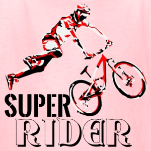 super rider - Kids' T-Shirt