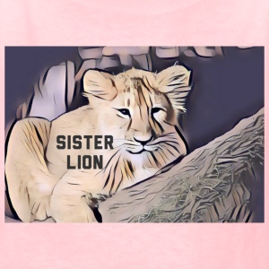 Sister Lion - Kids' T-Shirt
