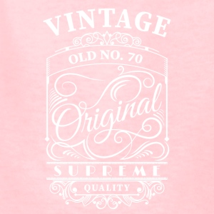 Vintage old no 70 - Kids' T-Shirt