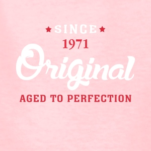 Since 1971 Original Aged To Perfection - Kids' T-Shirt