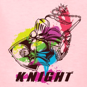 cOLORFUL KNIGHT - Kids' T-Shirt