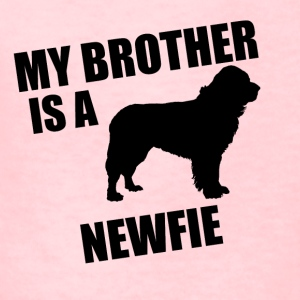 My Brother Is A Newfie - Kids' T-Shirt