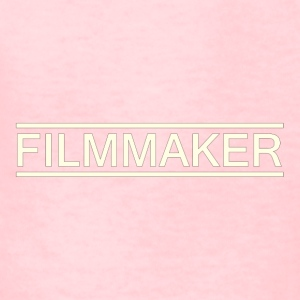 filmmaker white - Kids' T-Shirt
