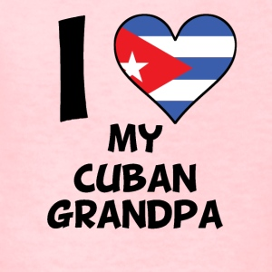 I Heart My Cuban Grandpa - Kids' T-Shirt