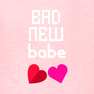 Bad new babe - Kids' T-Shirt