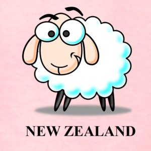 New Zealand Picture - Kids' T-Shirt