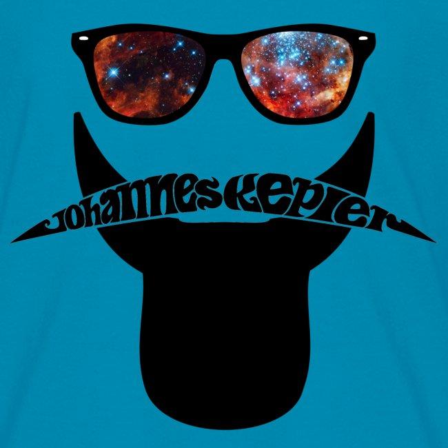 Johannes Kepler hipster t shirt