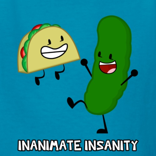 Taco Pickle Duo - Kids' T-Shirt