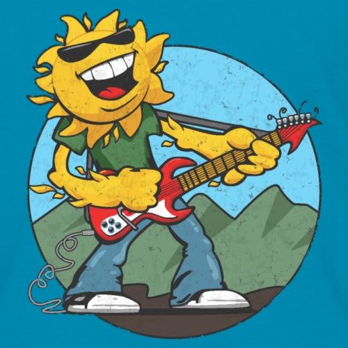 sun guitar rocker v1 t - Kids' T-Shirt