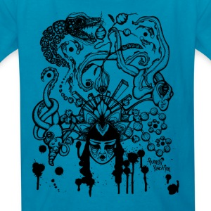 Delirious Dreams - Fungi Faction - Kids' T-Shirt