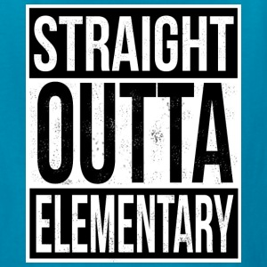 Straight Outta Elementary - Kids' T-Shirt