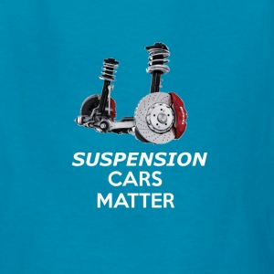 suspension car matter - Kids' T-Shirt