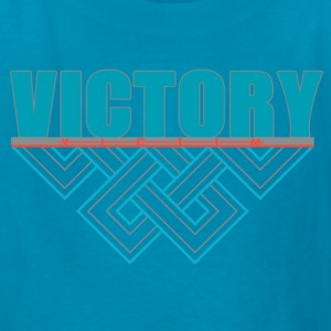 From Victim to Victory - Kids' T-Shirt