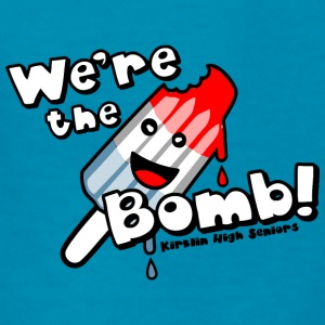 We re the Bomb Kirklin High Seniors - Kids' T-Shirt