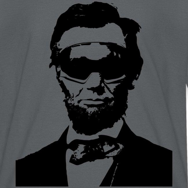 Ski Bum Abe Lincoln