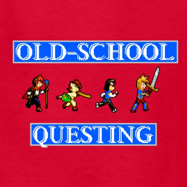 Old School Questing