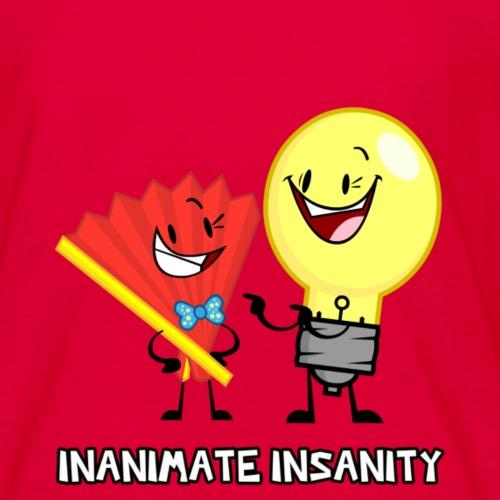 Fan Lightbulb Duo - Kids' T-Shirt