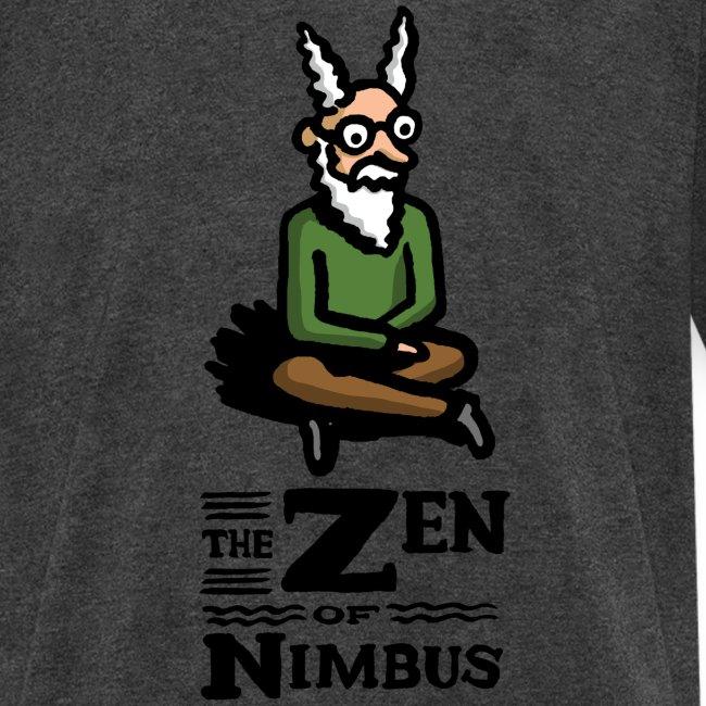 The Zen of Nimbus t-shirt / Nimbus color with logo
