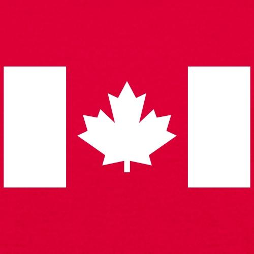 Canadian Flag - Kids' T-Shirt
