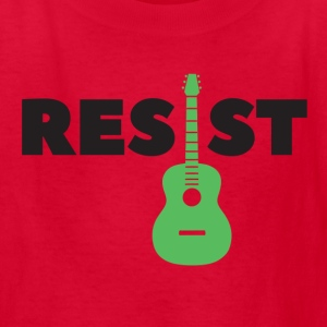 Resist Acoustic - Kids' T-Shirt