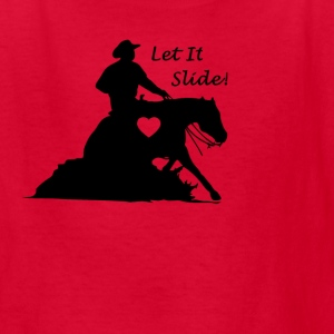 Let It Slide - Kids' T-Shirt