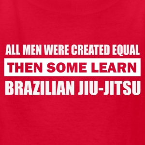 jiu jitsu design - Kids' T-Shirt