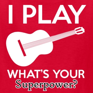 Guitar designs - Kids' T-Shirt