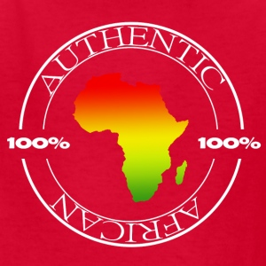Authentic African - Kids' T-Shirt
