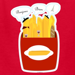 So Very French Fries - Kids' T-Shirt