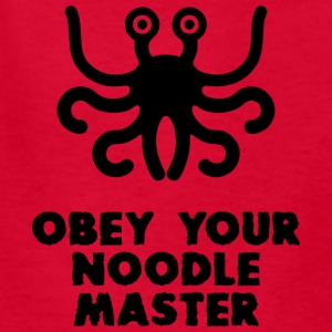 OBEY YOUR NOOLE MASTER - Kids' T-Shirt