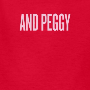 And peggy - Kids' T-Shirt