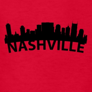 Arc Skyline Of Nashville TN - Kids' T-Shirt