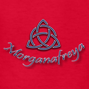 Morganafreya Celtic Knot Icon - Kids' T-Shirt