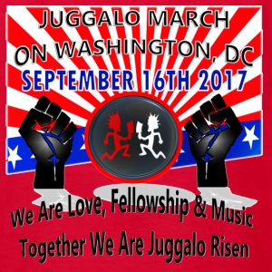 09-16-2017 Juggalo Family March On Washington DC - Kids' T-Shirt