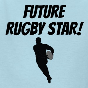 Future Rugby Star - Kids' T-Shirt