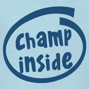 champ inside (1803C) - Kids' T-Shirt