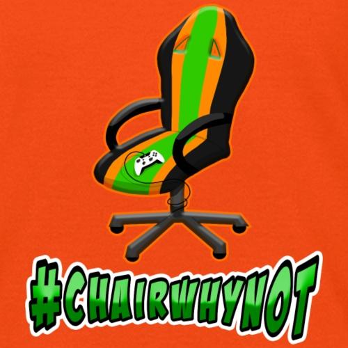 #ChairWhyNot - Kids' T-Shirt