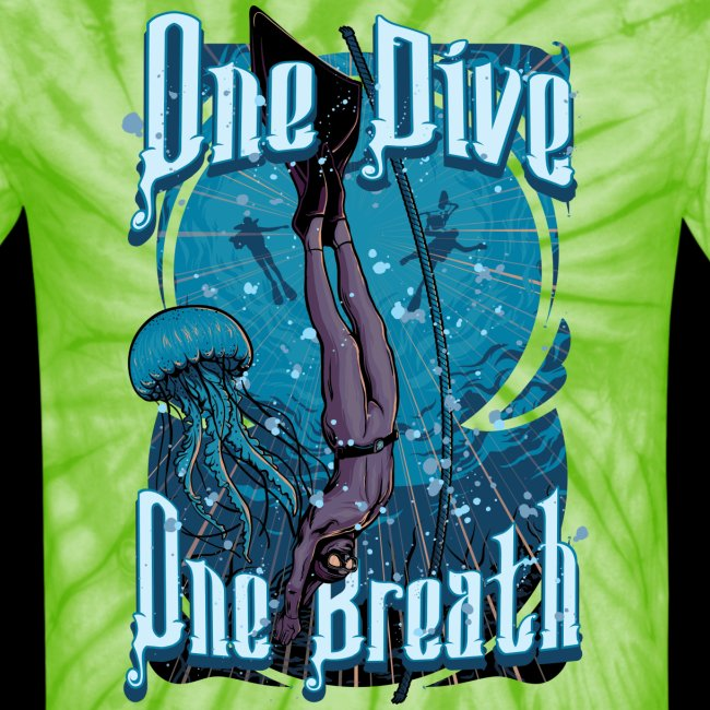 One Dive One Breath Freediving