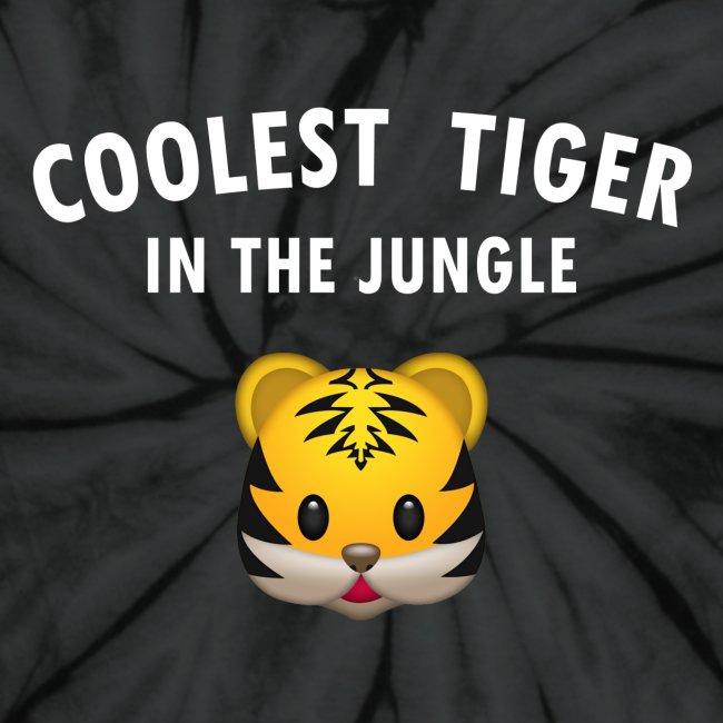 Coolest Tiger Hoodie