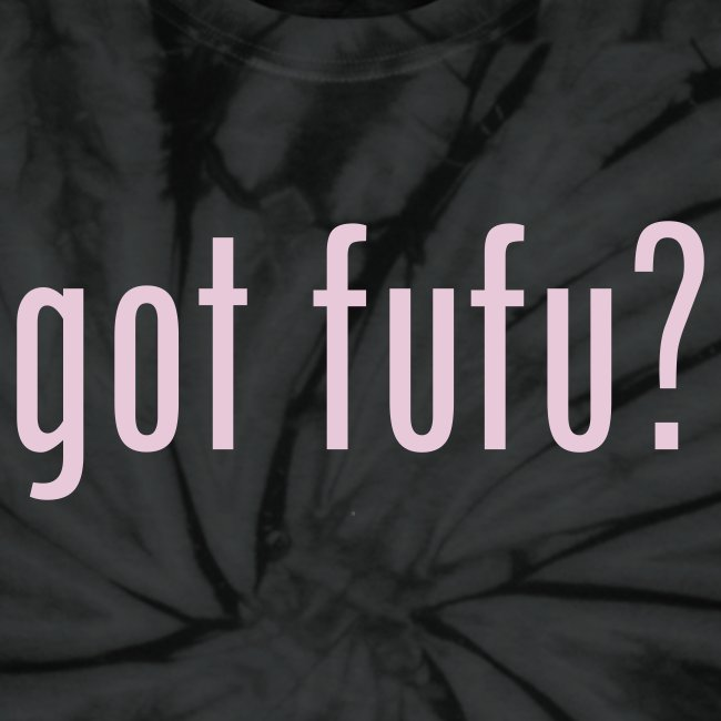 got fufu Women Tie Dye Tee - Pink / White